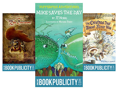Featured Children's & Middle Grade Adventure Marketed by Online Book Marketing